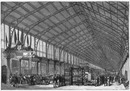 La galerie des machines (section française.) 機械館(フランス展示コーナー)
